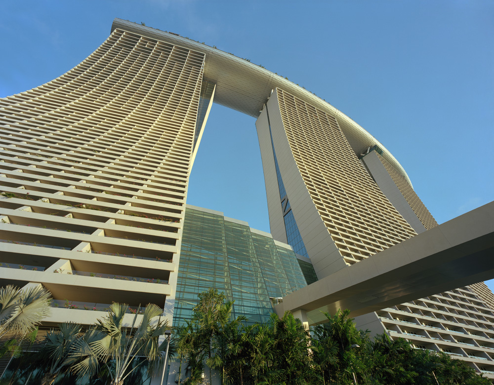 Marina Bay Sands / Safdie Architects