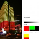 dexia-towers-light-up-with-LEDs-to-show-weather-2 dexia-towers-light-up-with-LEDs-to-show-weather-2