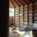 Wooden - Tree House - Mount Fuji Architects Studio © Ken'ichi Suzuki