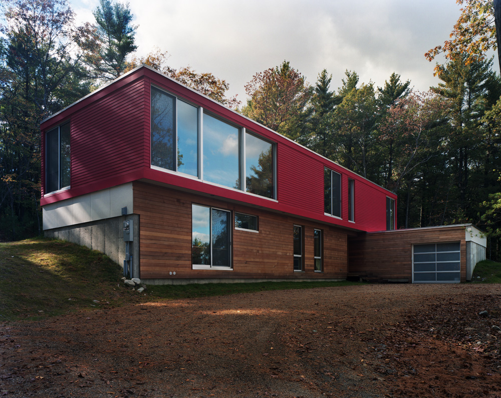 Moose Hill House / Utile