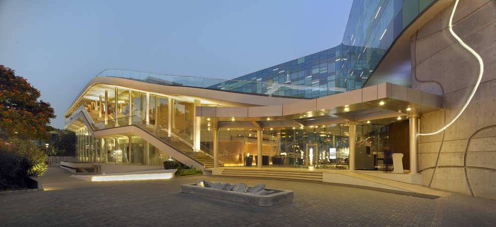 Architecture Photography Vivanta Hotel Wow Architects