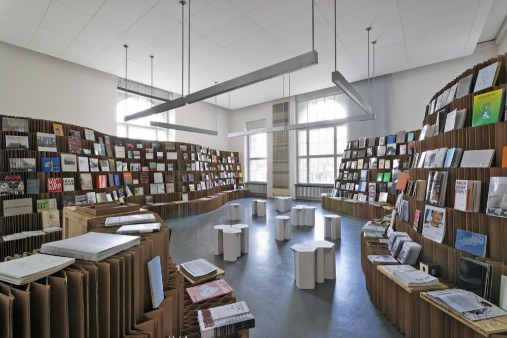 UdK Berlin Bookshop 2010