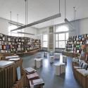 UdK Berlin Bookshop 2010 © Reiner Hausleitner