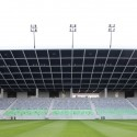 Football Stadium of Sports Park Stožice - SADAR + VUGA © Blaz Budja