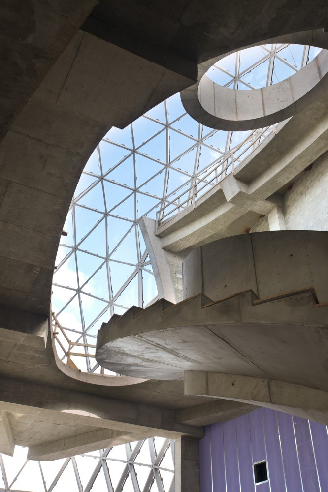 In Progress: Salvador Dalí Museum / HOK + Beck Group