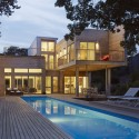 House on Fire Island - Studio 27 Architecture © Judy Davis