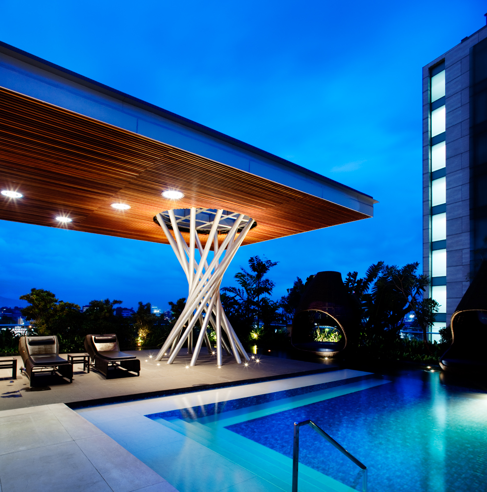 Bandung Hilton / WOW Architects | Warner Wong Design