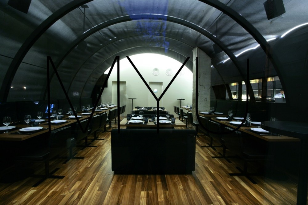 MYU Restaurant / Paul Kaloustian © Courtesy of Paul Kaloustian