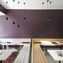 Pastry Shop - Cafe - Kubitscheck - Designliga  Courtesy of Designliga