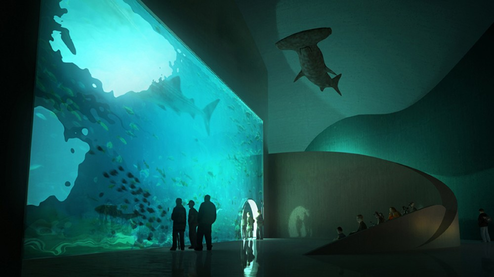 Batumi Aquarium / Henning Larsen Architects