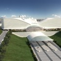 denver airport courtesy santiago calatrava, LLC