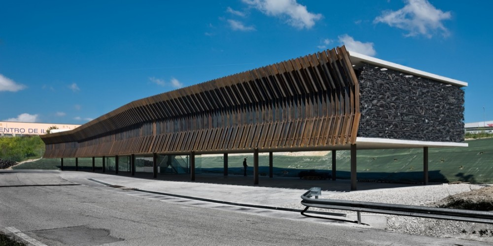 Audenasa Building / Vaillo + Irigaray