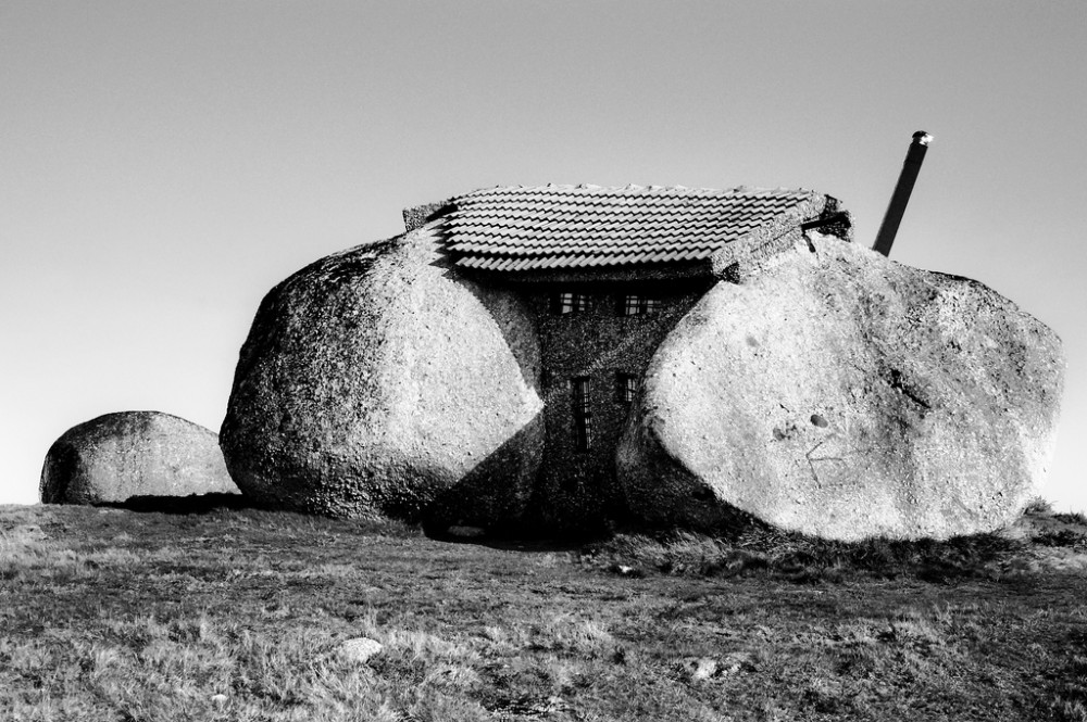 Portugal&#8217;s Stone House