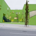 Antas Educative Center - AVA Architects © José Campos