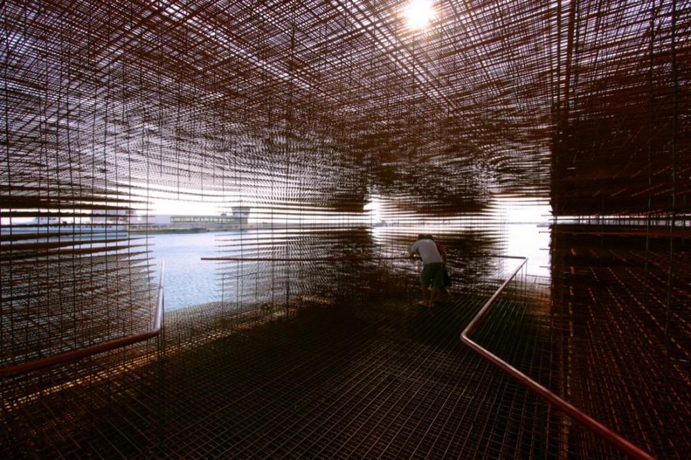 Croatian Pavilion - Venice Biennale  Courtesy of the Authors