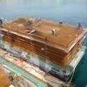 Croatian Pavilion - Venice Biennale construction process