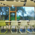 Green School - eckertharms Architekten - Innenarchitekten  Courtesy of eckertharms Architekten - Innenarchitekten
