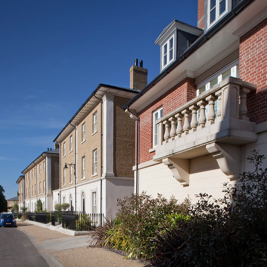 Poundbury: Architectural shame with a worthy aim