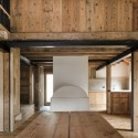 Alpine Barn - EXiT architetti associati  Teresa Cos