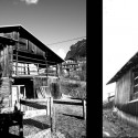 Alpine Barn - EXiT architetti associati original building