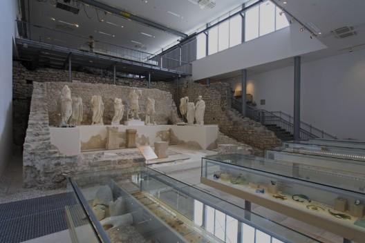 Narona Archaeological Museum / Radionica Arhitekture ...