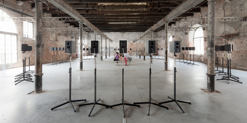 Update from the Venice Biennale by Marco Zanta