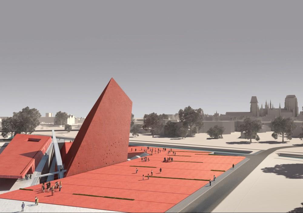 I_prize_kwadrat_6 First Prize - Studio Architektoniczne Kwadrat