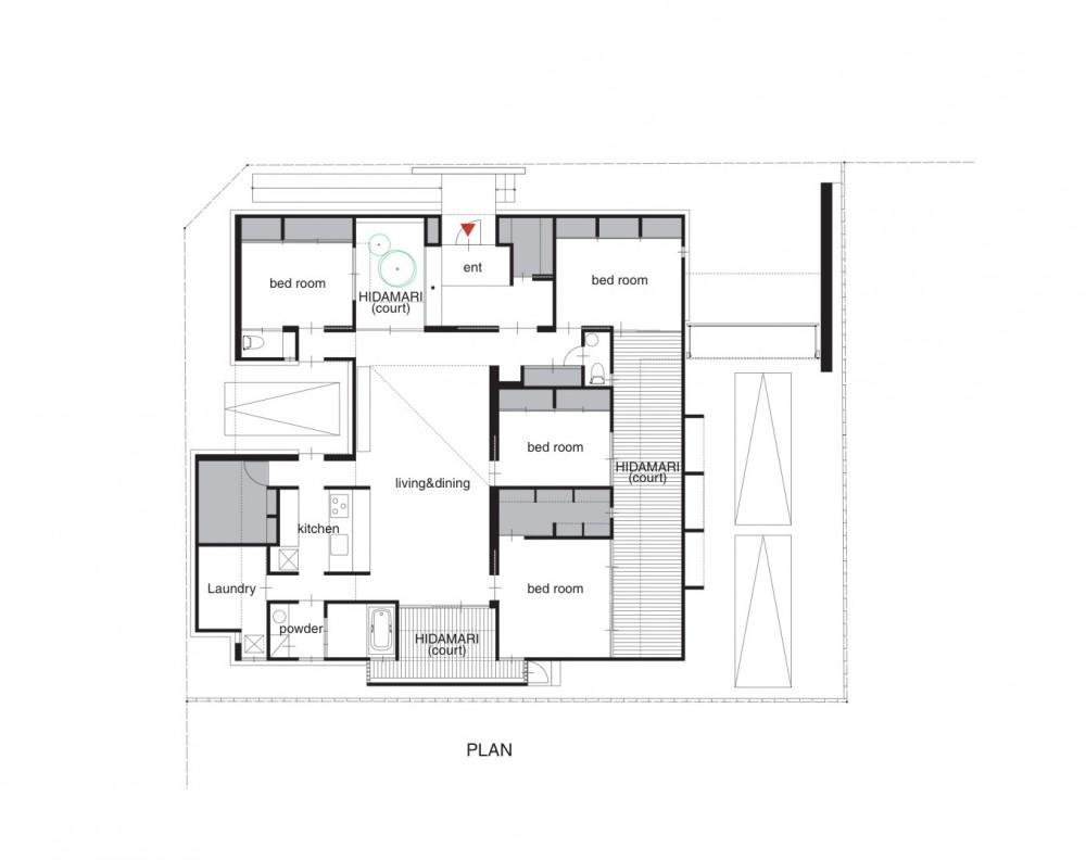 Architecture Photography Floor Plan 76080
