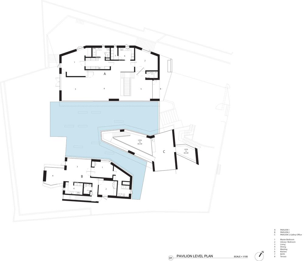 In Progress: Daeyang Gallery and House / Steven Holl Architects
