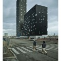 Vallecas Public Housing - Estudio.Entresitio  Jorge Lopez Conde