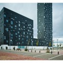 Vallecas Public Housing - Estudio.Entresitio © Jorge Lopez Conde