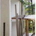 Houle-Thibault Residence - Chevalier Morales Architectes © Marc Cramer