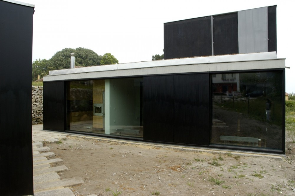 House in Afife / Nuno Brandao Costa
