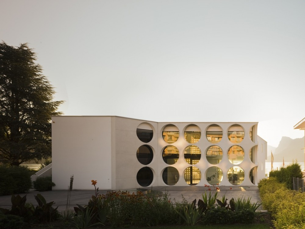 O House Philippe Stuebi & Eberhard Tröger