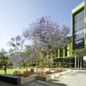 Lowy Cancer Research Centre - Lahznimmo Architects © Anthony Fretwell