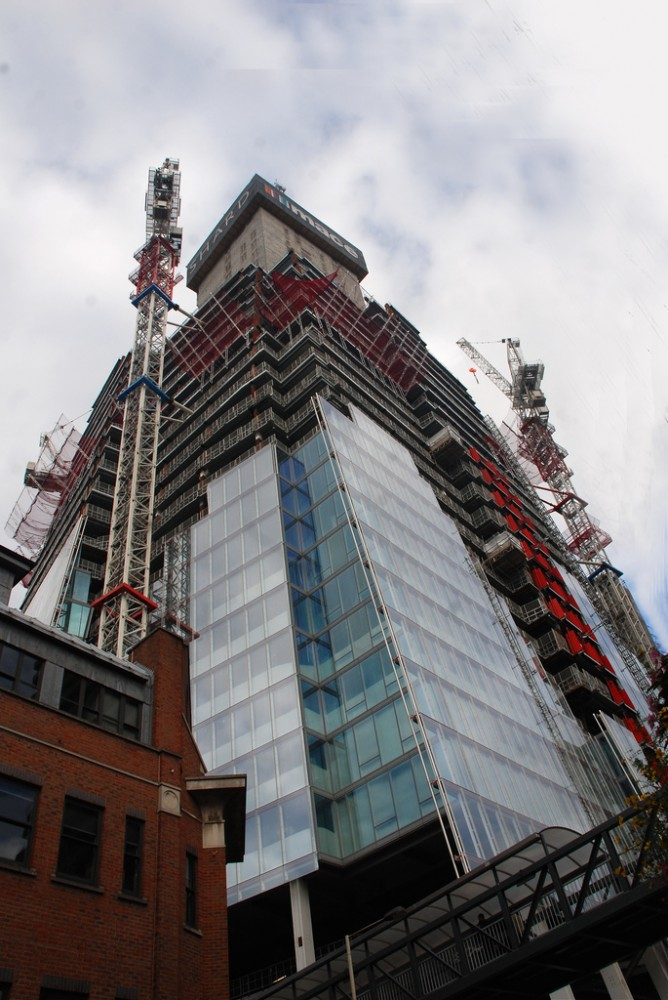 In Progress: The Shard / Renzo Piano