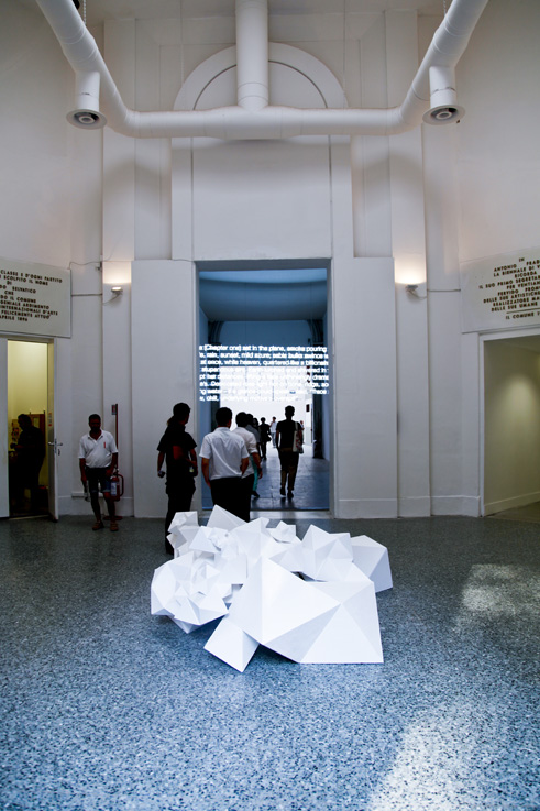 More photos from the Venice Biennale
