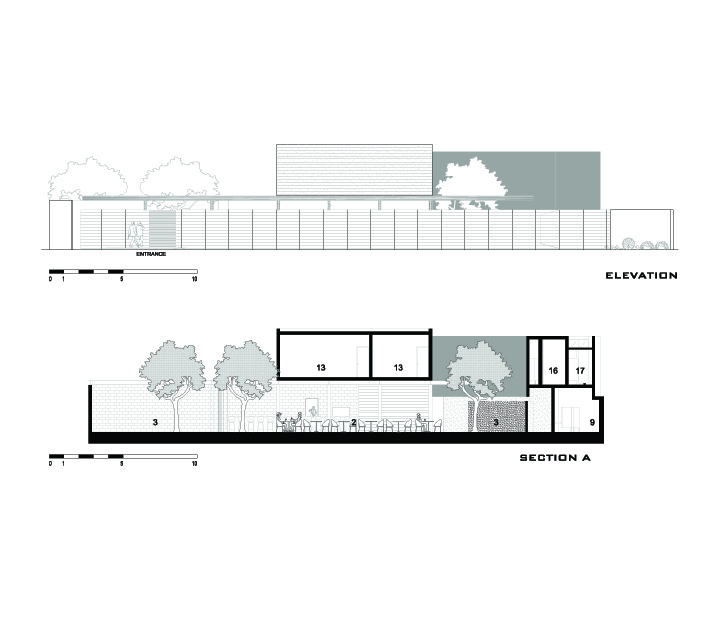 Front Elevation With Arch : Arch design for front elevation joy studio