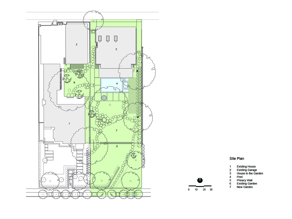 House site plan for House plan websites