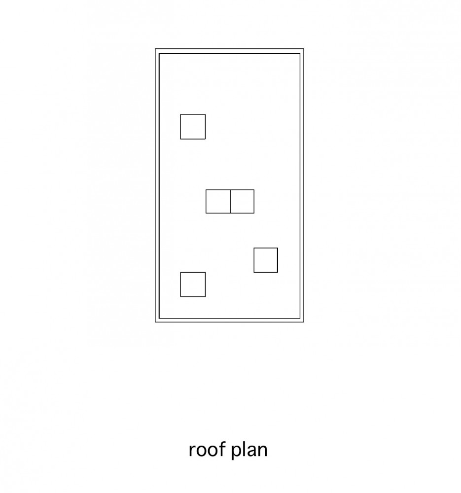 roof plan roof plan
