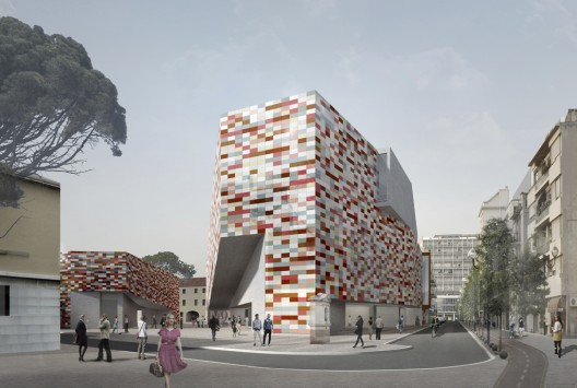 Sauerbruch Hutton wins the M9 International Architectural Competition
