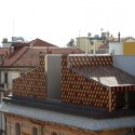 House on the Roof - De Amicis Architetti Courtesy of De Amicis Architetti