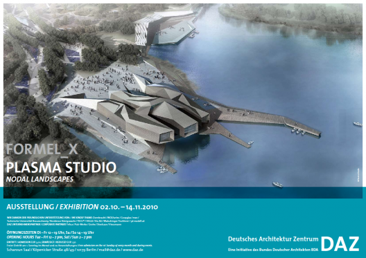 Plasma Studio Nodal Landscapes Exhibition