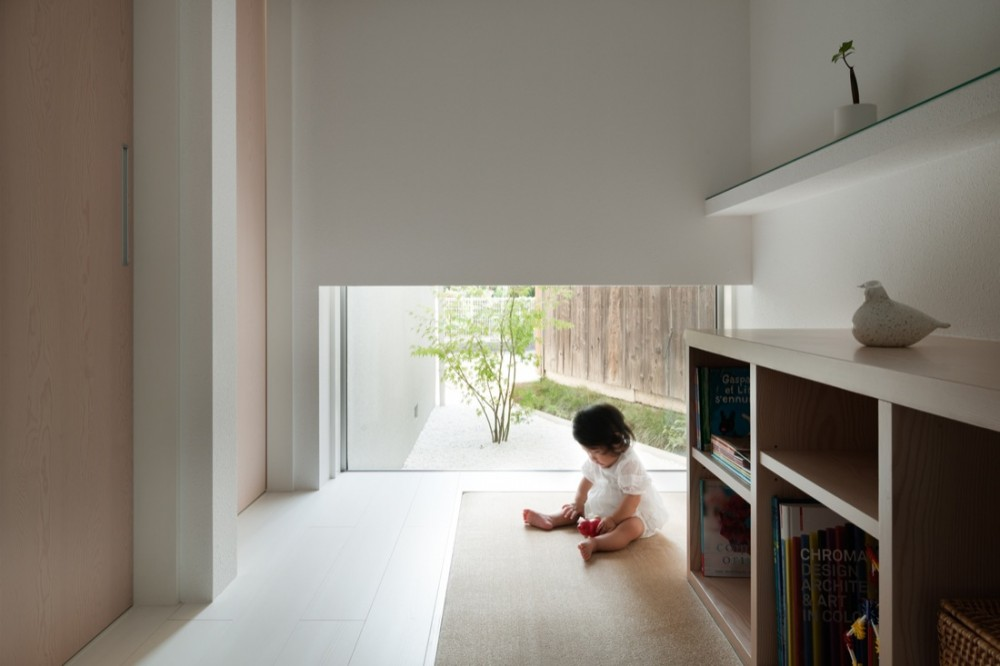 House of Reticence - FORM | Kouichi Kimura © Takumi Ota