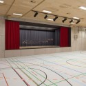 Extension of the multifunctional double sports halls in the Eichi Centre Niederglatt - L3P Architects  Vito Stallone