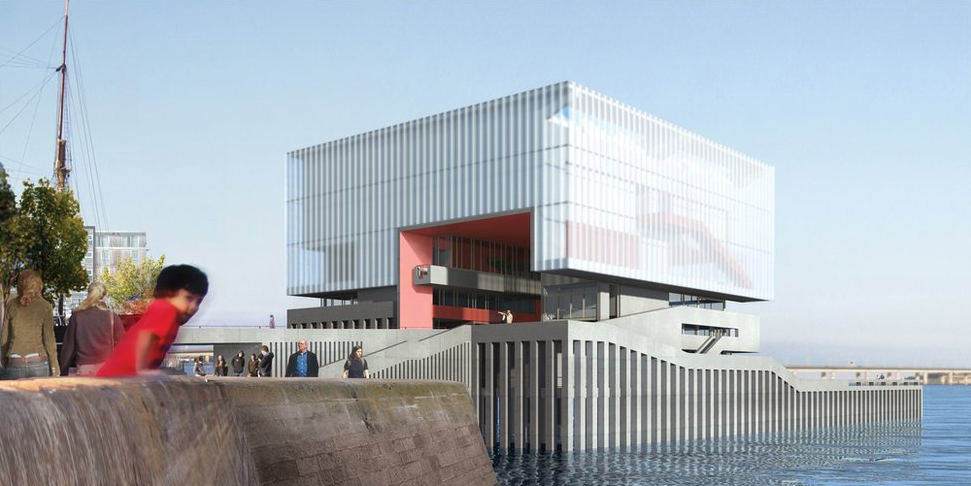 V&A at Dundee shortlist designs unveiled