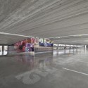 Parking in Soissons - Jacques Ferrier Architectures © Jacques Ferrier Architectures / photo Luc Boegly