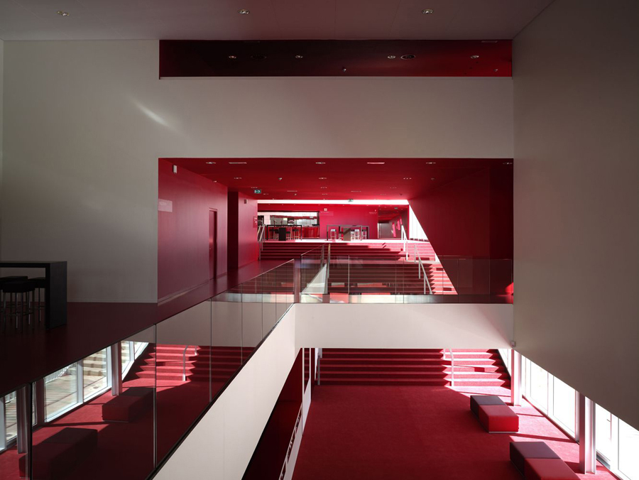 Schouwburg Amphion / Mecanoo