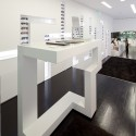 Optical Store in Lisbon - Jorge Sousa Santos © Joao Morgado