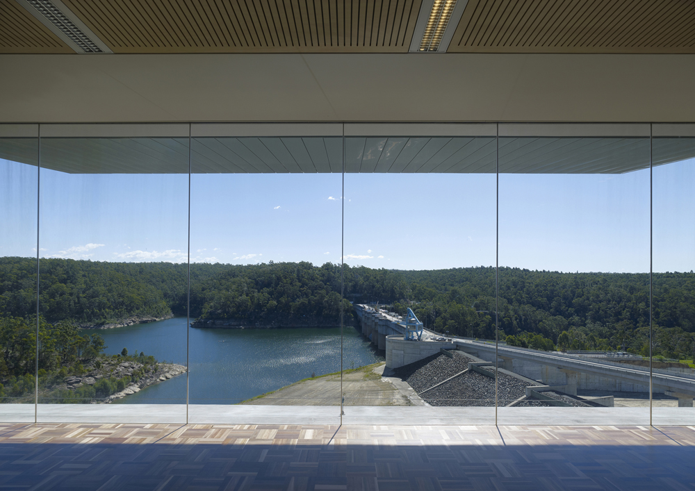 Warragamba Dam - Lahznimmo Architects - Spackman, Mossop+Michaels © Brett Boardman
